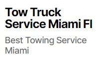 tow truck service miami