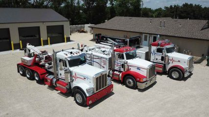 auto house towing & recovery - marion