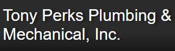 tony perks plumbing inc