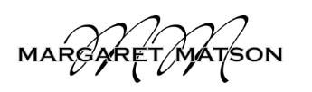 margaret matson jewelers