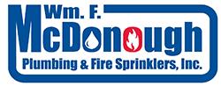 william f mc donough plumbing