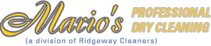 mario's professional dry cleaning