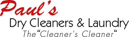 paul's dry cleaners & laundry