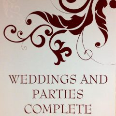 Weddings & Parties Complete