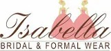 isabella bridal and formal wear