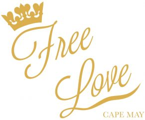 free love bridal cape may