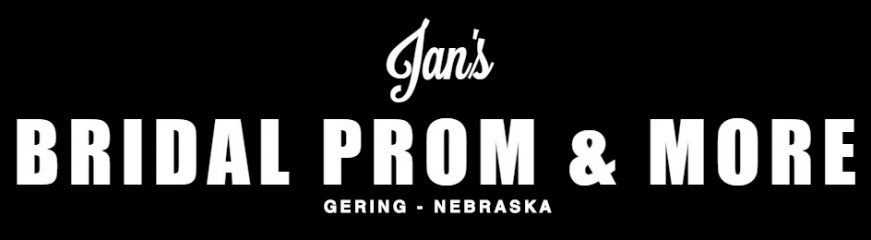 jan's bridal prom & more