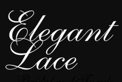 elegant lace bridals