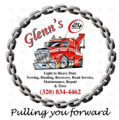 glenn's towing & repair