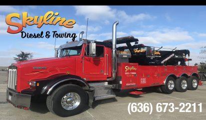 skyline diesel & towing