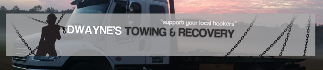 dwaynes towing & recovery