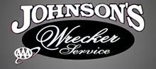 johnson's wrecker service inc