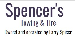 spencer's towing & tire