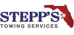 stepp's towing service - gibsonton