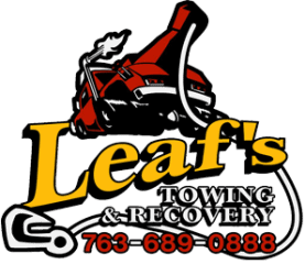 leaf's towing & recovery