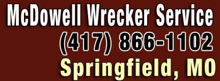 mcdowell wrecker