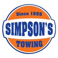 simpson's towing service inc