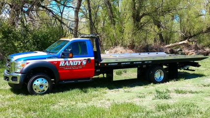 randy's high country towing