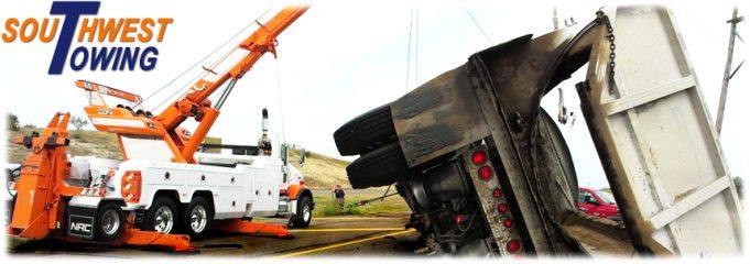 Southwest Towing Inc. - Dodge City