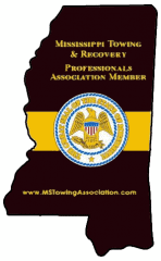 mississippi towing and recovery professionals inc.
