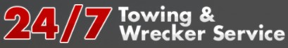 24/7 towing & wrecker service