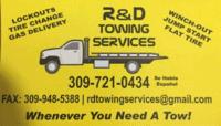 r&d towing services