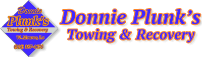 donnie plunk's towing & recovery