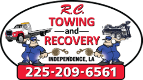 rc towing and recovery