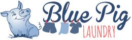 blue pig laundry