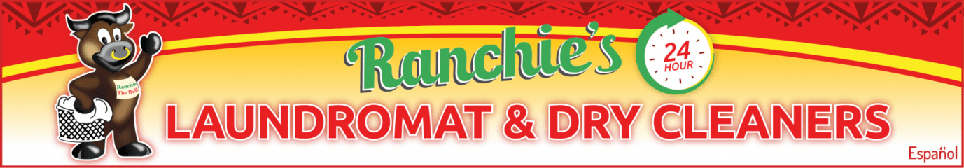 ranchie's 24-hour laundromat & dry cleaners