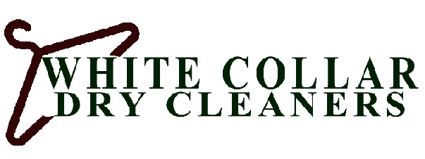 white collar dry cleaners
