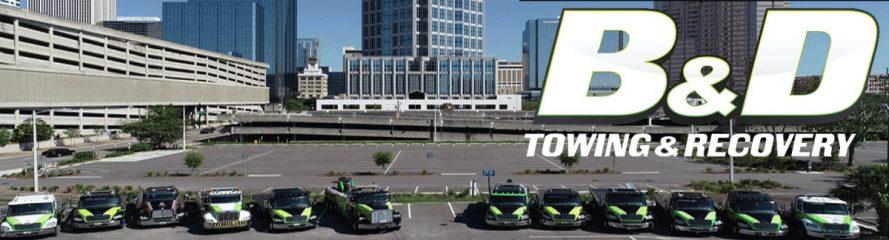 b&d towing service - tampa 1