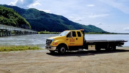 fred's towing & recovery