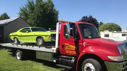 dave's towing llc