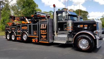 eli towing and transport inc