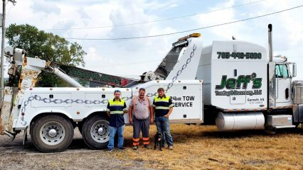 jeff's towing & recovery, llc