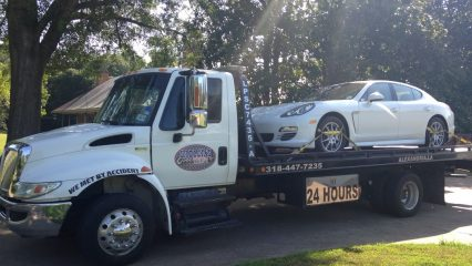 sadlers towing llc