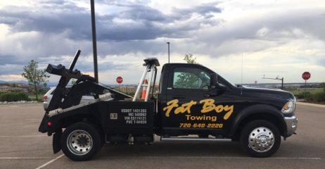 fat boy towing colorado