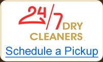24/7 dry cleaners