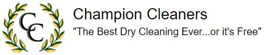 champion cleaners - greystone