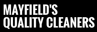 mayfield's quality cleaners