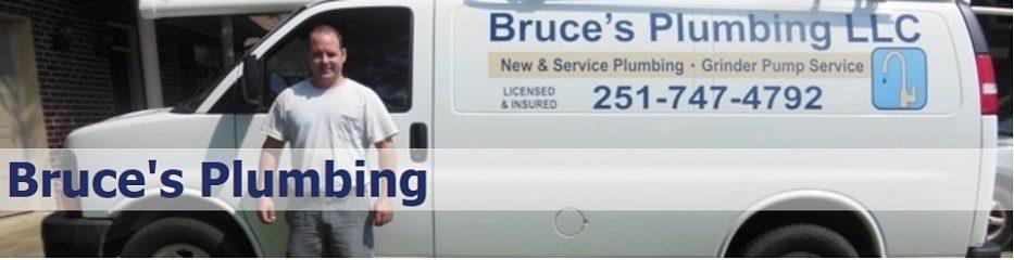 bruce's plumbing llc