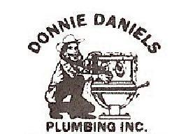 donnie daniels plumbing inc