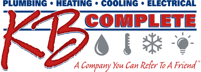 kb complete plumbing, heating and cooling, inc.