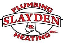slayden plumbing & heating inc - wasilla