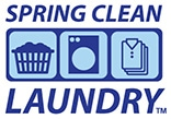 spring clean laundry
