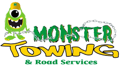 monster towing & road service