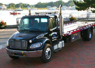 newburyport towing service