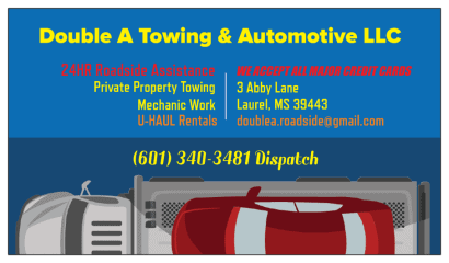 Double A Towing & Automotive