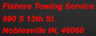 fishers towing service